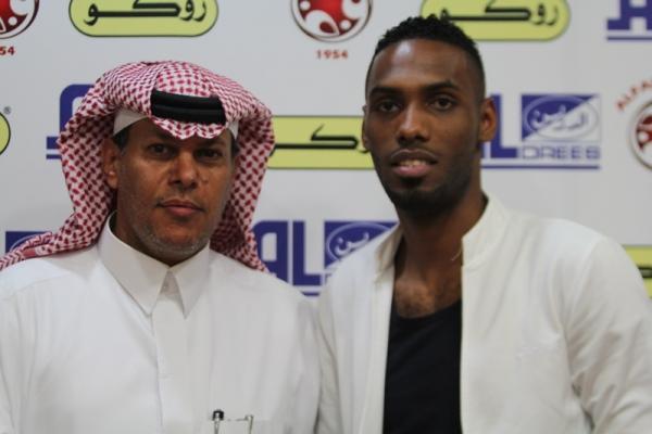 """النادي ينهي إجراءات إنتقال اللاعب """" محمد جحفلي """""""
