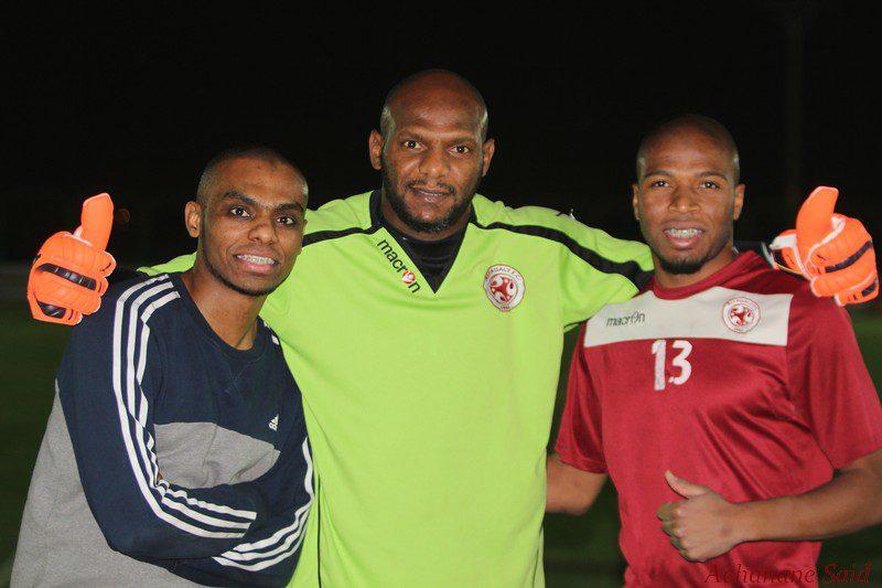 الفريق الأول لكرة القدم يختتم تحضيراته لملاقاة النصر ( تقرير مصور )