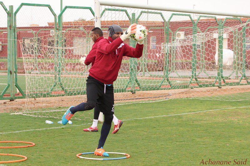 الفريق الأول لكرة القدم يعاود التدريبات ( تقرير مصور )