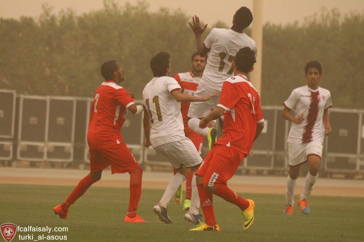 صور مباراة شباب الفيصلي و العربي