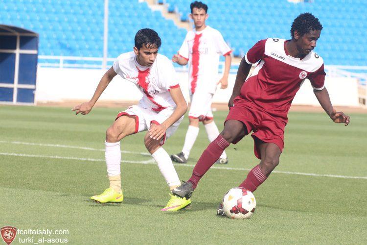 تغطية مباراة شباب الفيصلي والعربي