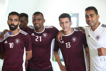 تقرير الفريق الأول لكرة القدم