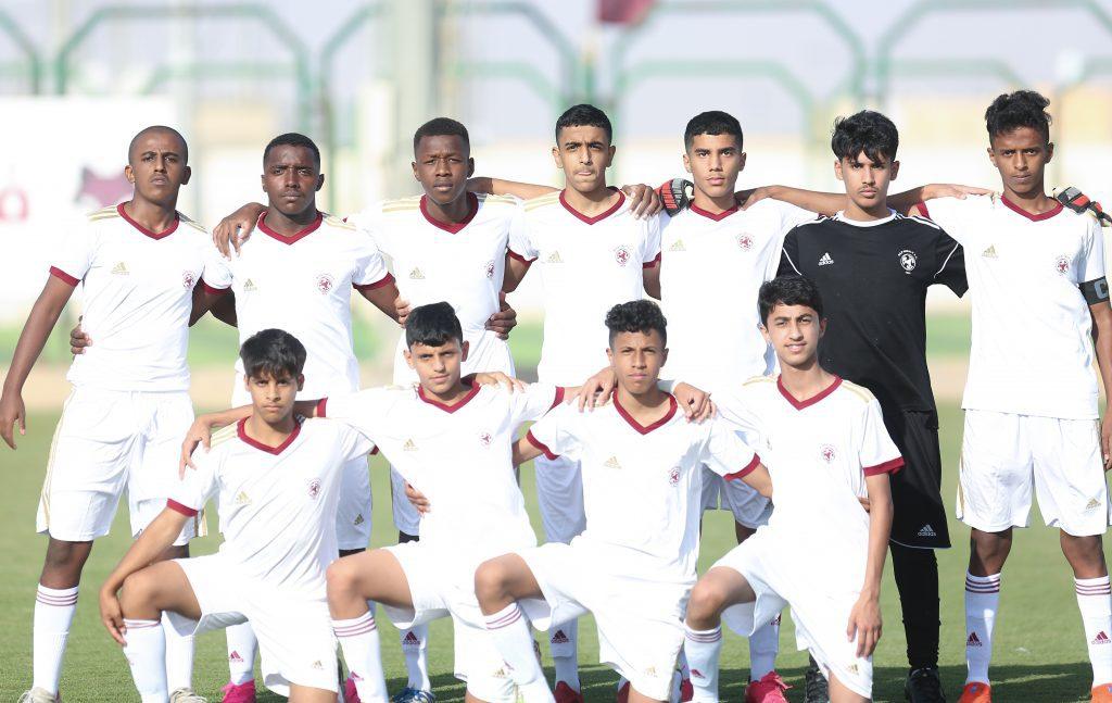 #الفيصلي يكسب #الفيحاء ضمن دوري مكتب هيئة الرياضة بالمجمعة تحت 15 سنة .