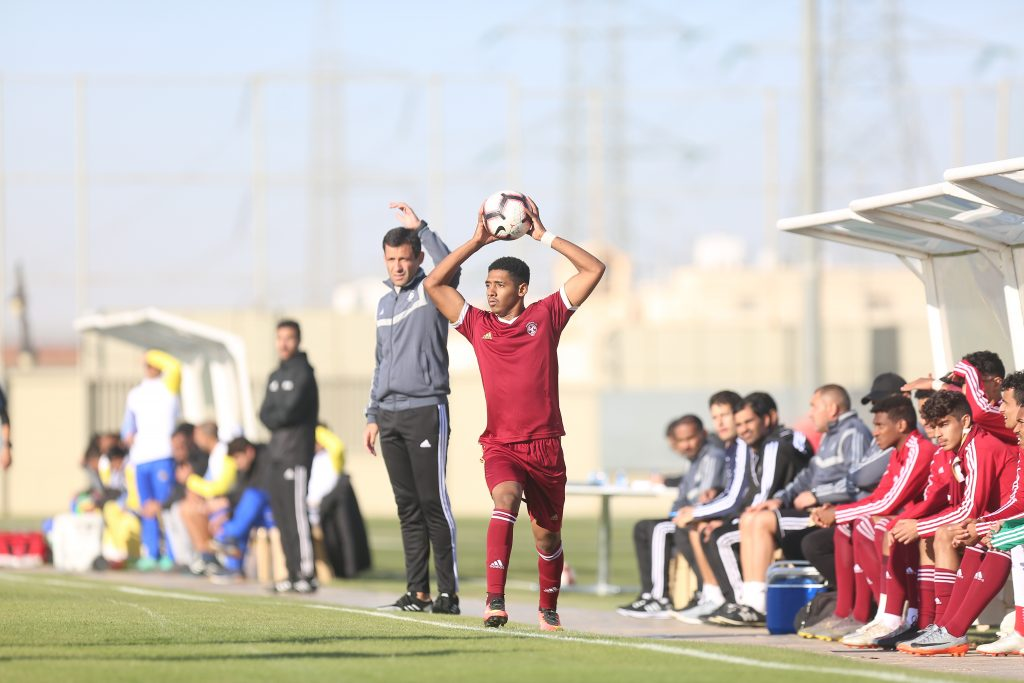#الفيصلي تحت 19 سنة يخسر مواجهة #النصر