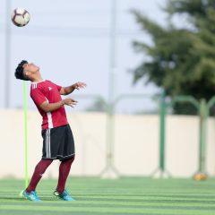 الفيصلي تحت 17 سنة يواصل تدريباته ..
