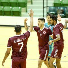 الفريق الاول لكرة الطائرة يخسر لقاء النصر #الفيصلي