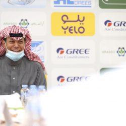 رئيس رابطة الدوري السعودي للمحترفين في ضيافة النادي