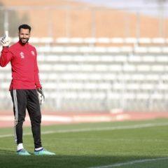 الفريق الاول لكرة القدم يجري مرانه الرئيس استعداداً لمواجهة الاتحاد