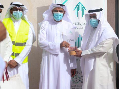 الفيصلي يشارك في مبادرة عمار السعودية