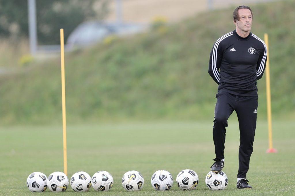 الفريق الاول لكرة القدم يعاود تدريباته بمعسكره الاعدادي في صربيا
