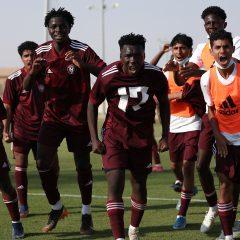 #الفيصلي تحت 17 سنة يفتتح الدوري الممتاز بالتعادل الايجابي من امام #الهلال